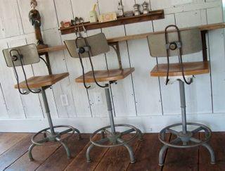 Barn+stools